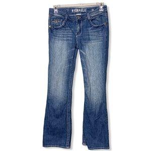 Hydraulic Lola Curvy Flare Bootcut Jeans 11/12